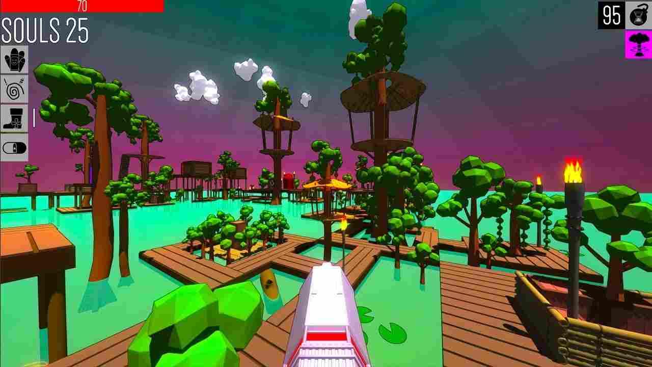 Polygod Background Image