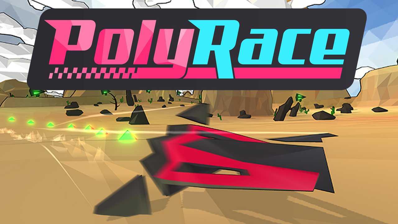PolyRace Background Image