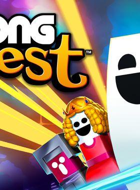 Pong Quest Key Art