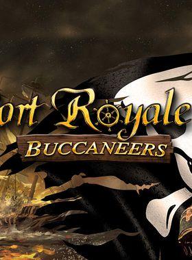 Port Royale 4 - Buccaneers Key Art