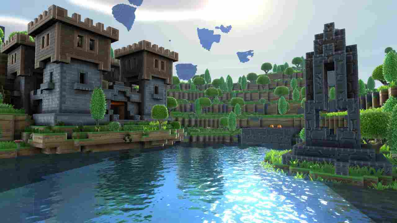 Portal Knights Background Image