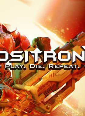 PositronX Key Art