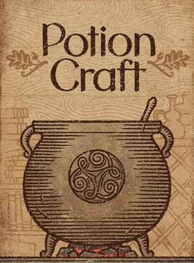 Potion Craft: Alchemist Simulator Key Art