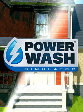 PowerWash Simulator Key Art
