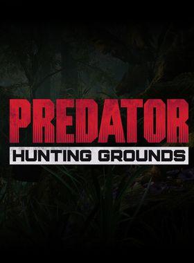 Predator: Hunting Grounds Key Art