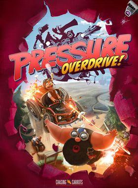 Pressure Overdrive Key Art