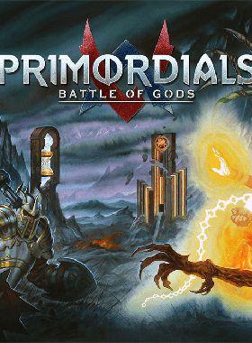Primordials: Battle of Gods Key Art