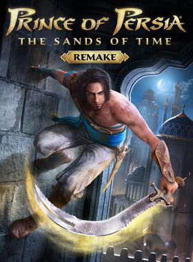 Prince of Persia: The Sands of Time Remake Key Art
