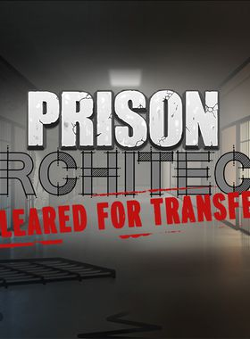 Prison Architect - Cleared For Transfer Key Art
