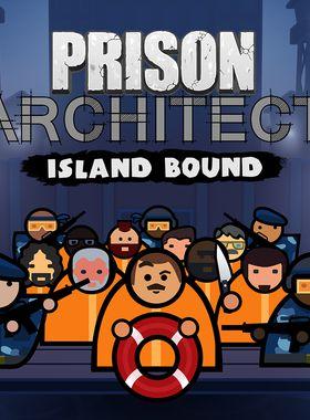 Prison Architect - Island Bound Key Art