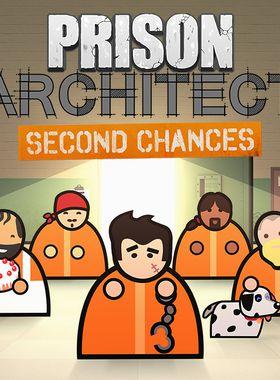 Prison Architect - Second Chances Key Art