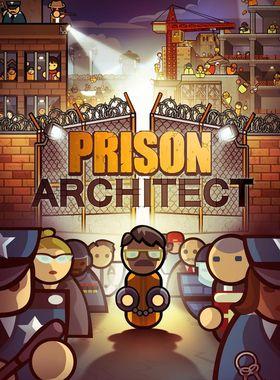 Prison Architect Key Art