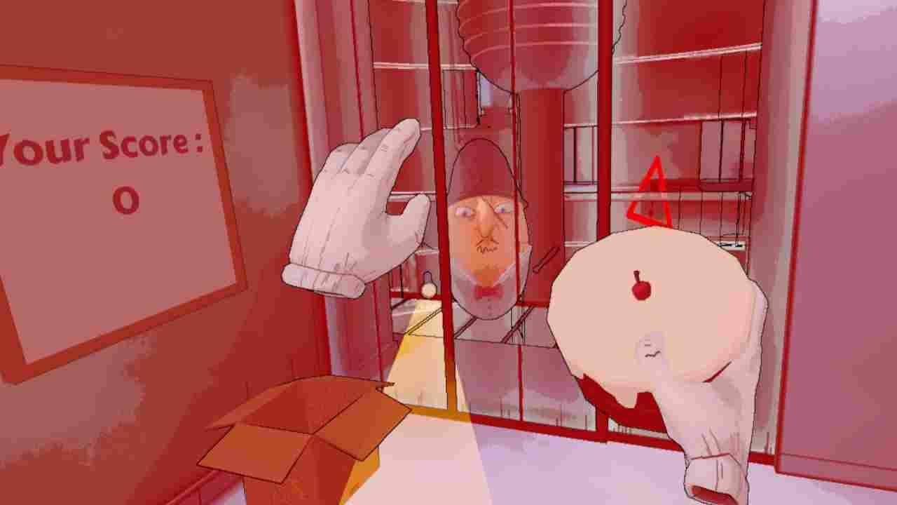 Prison Boss VR Background Image
