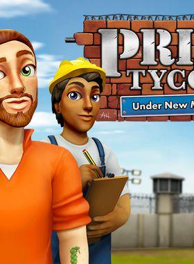 Prison Tycoon: Under New Management Key Art