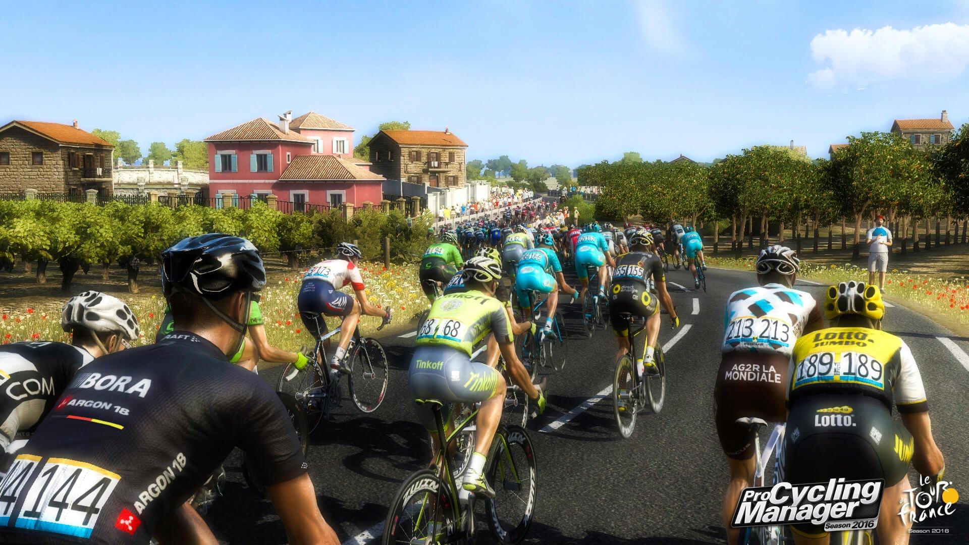 Pro Cycling Manager / Tour De France 2016