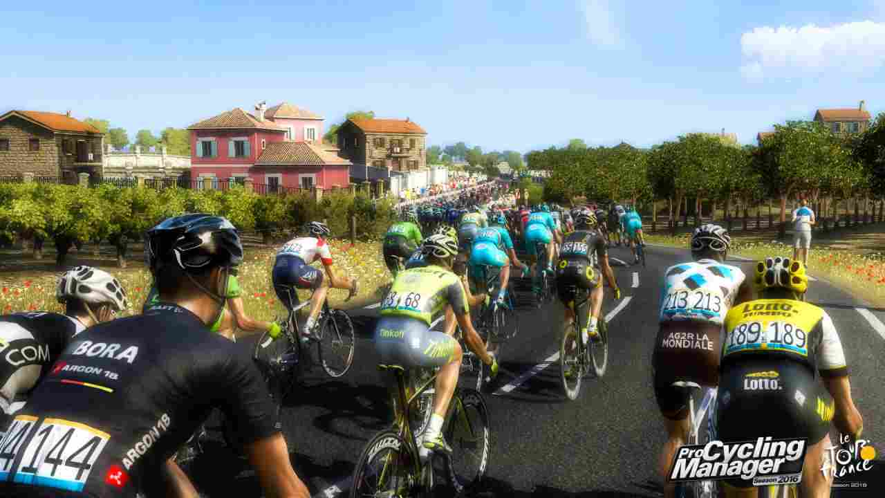 Pro Cycling Manager / Tour De France 2016 Thumbnail