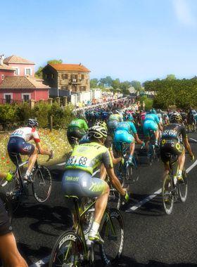 Pro Cycling Manager / Tour De France 2016 Key Art