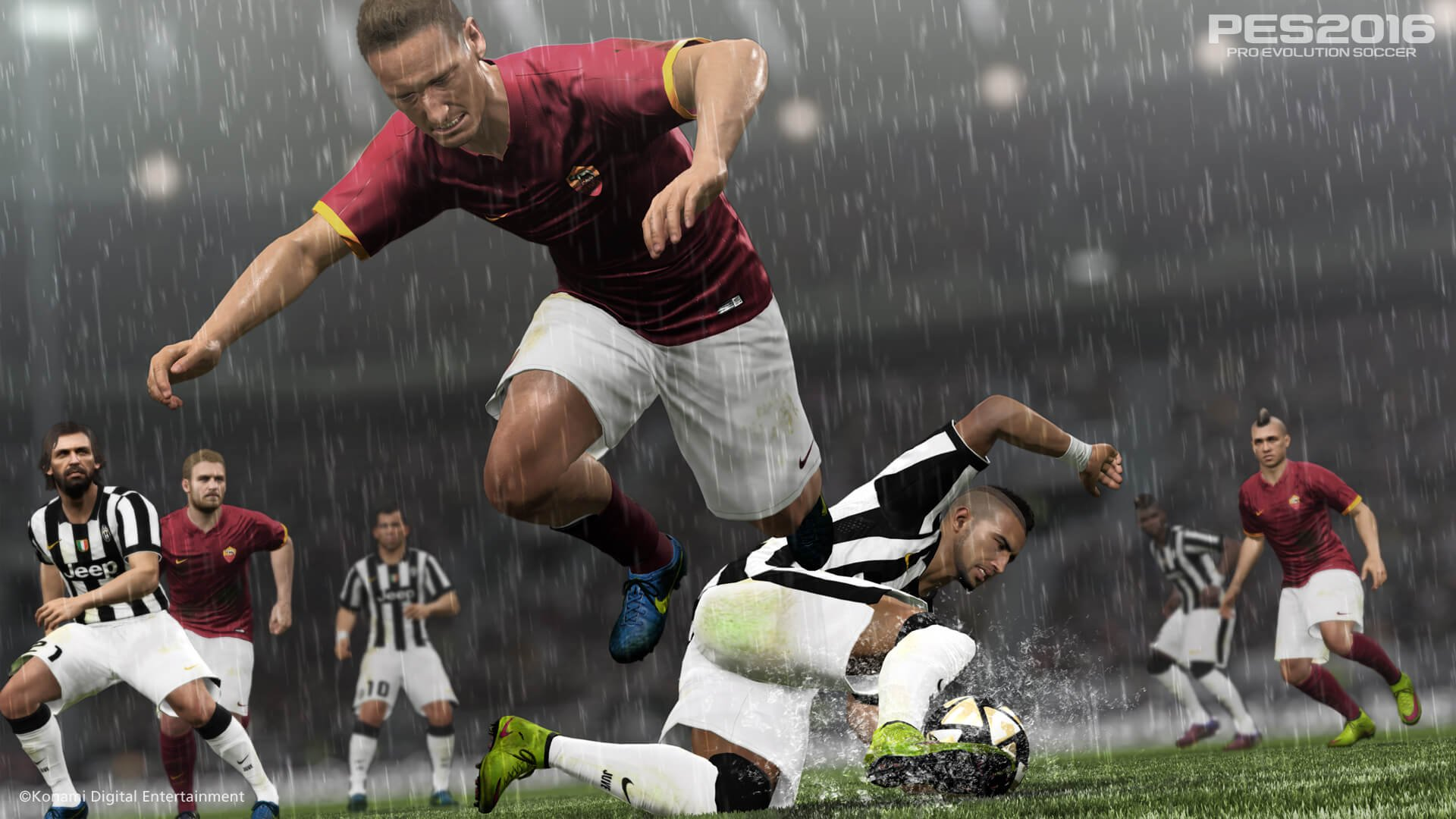 Pro Evolution Soccer 2016 Video