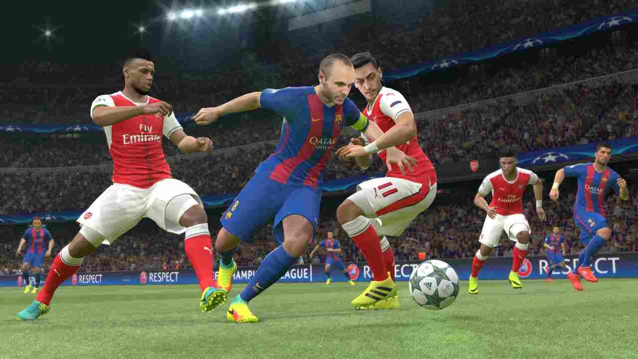 Pro Evolution Soccer 2017 Thumbnail