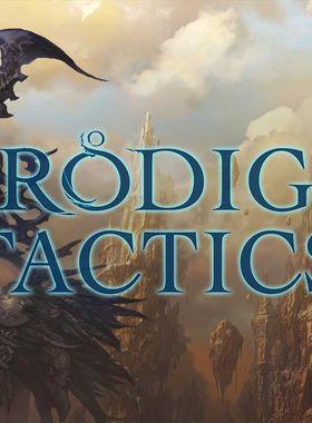 Prodigy Tactics Key Art