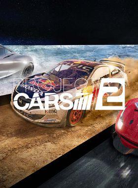 Project Cars 2 Key Art