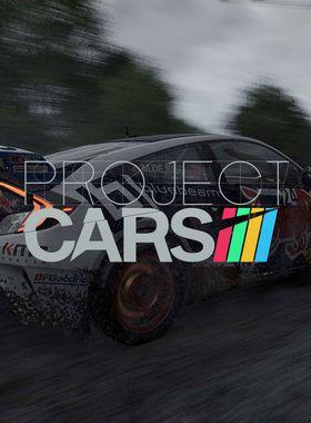 Project Cars Key Art