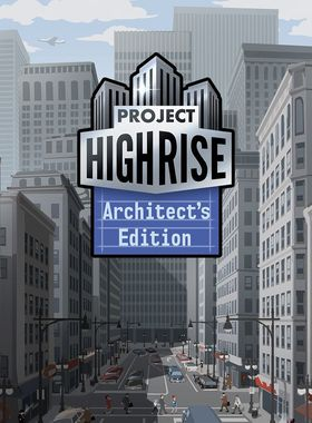 Project Highrise Key Art