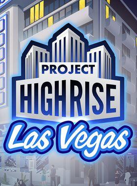 Project Highrise: Las Vegas Key Art