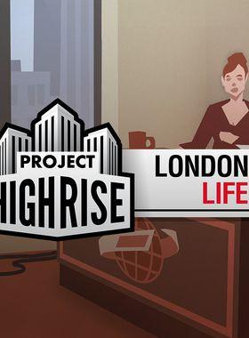 Project Highrise: London Life Key Art