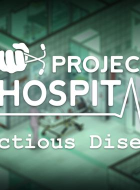 Project Hospital - Department of Infectious Diseases Key Art
