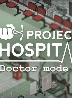 Project Hospital - Doctor Mode Key Art