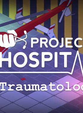 Project Hospital - Traumatology Department Key Art