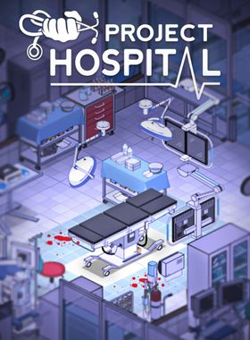 Project Hospital Key Art