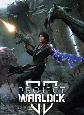 Project Warlock 2 Key Art