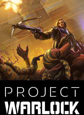 Project Warlock Key Art