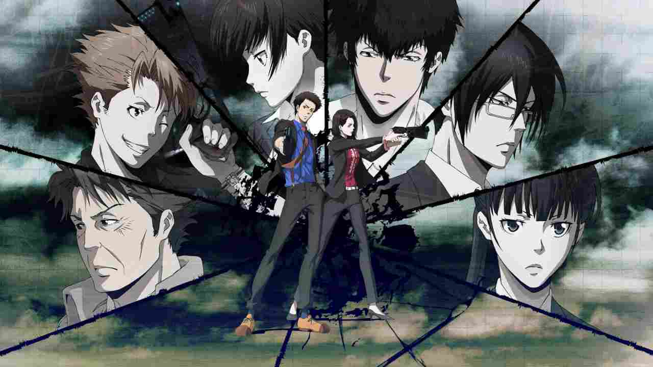 PSYCHO-PASS: Mandatory Happiness Thumbnail