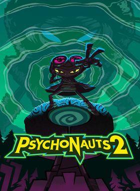 Psychonauts 2 Key Art