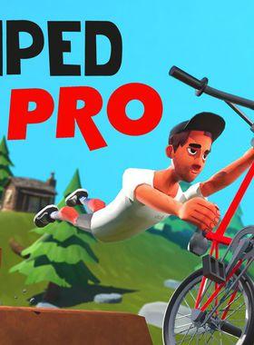 Pumped BMX Pro Key Art