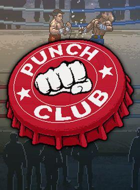 Punch Club Key Art