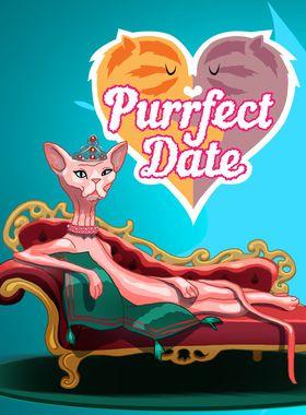 Purrfect Date Key Art