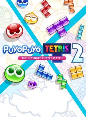 Puyo Puyo Tetris 2 Key Art