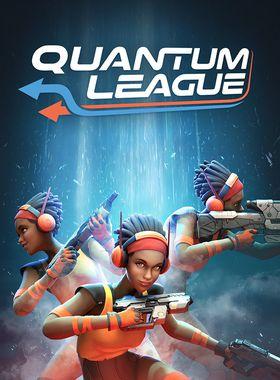 Quantum League Key Art