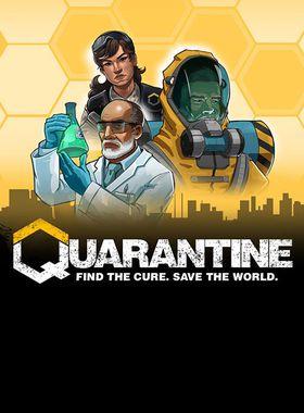 Quarantine Key Art