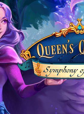 Queen's Quest 5: Symphony of Death Key Art