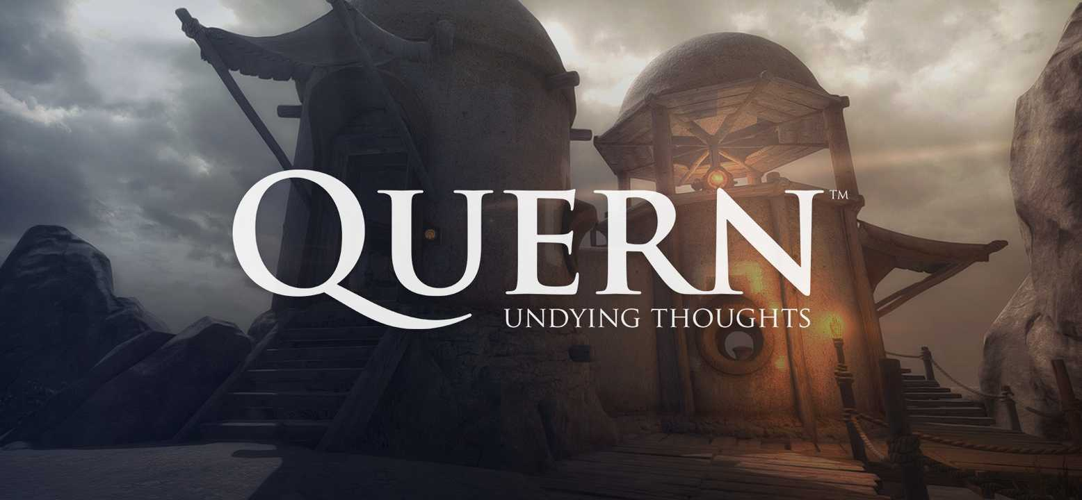 Quern - Undying Thoughts Background Image