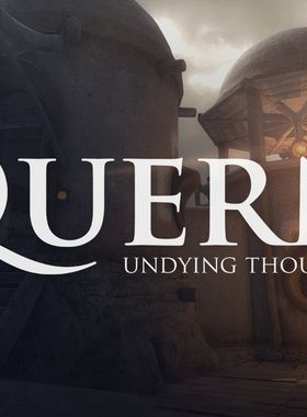 Quern - Undying Thoughts Key Art