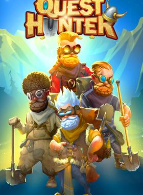 Quest Hunter Key Art