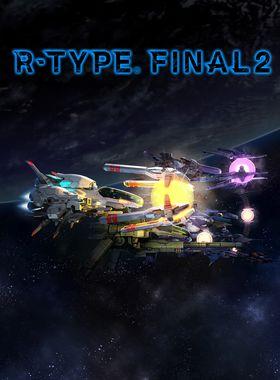 R-Type Final 2 Key Art