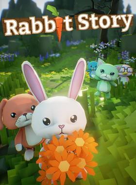 Rabbit Story Key Art