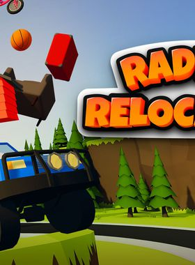 Radical Relocation Key Art
